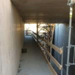 FInal sedimentation tank of the central waste water treament plant CZ-Prague