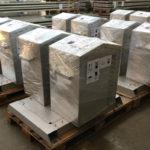 KKR Plastic Chain Scraper - Parts ready for delivery